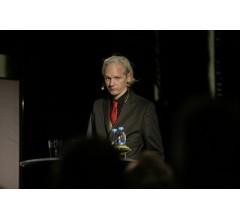 Image for Assange Granted Asylum by Ecuador