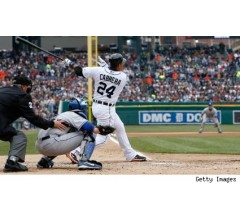 Image for Cabrera Wins First Triple Crown in 45 Years
