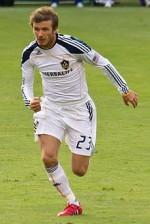 Los Angeles Galaxy Say Goodbye to Beckham on Dec. 1