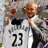 Beckham Bids the MLS Goodbye