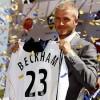 Beckham Bids the MLS Goodbye