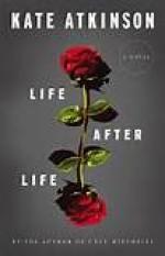 Kate Atkinson with new novel Life After Life