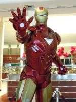 Box Office Race Won by Iron Man 3