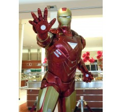Image for Box Office Race Won by Iron Man 3