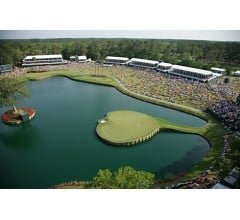 Image for Players Championship Won By World's No. 1 Tiger Woods
