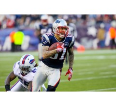Image for Aaron Hernandez, New England Patriots Player has House Searched