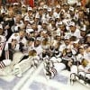 Blackhawks lift Stanley Cup as NHL Champions