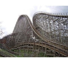 Image for Woman Dies on Roller Coaster at Six Flags