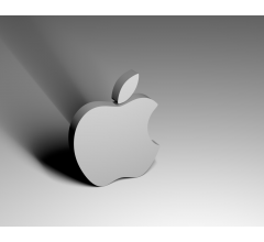 Image for Apple Shares Soar as Profit Beats the Street