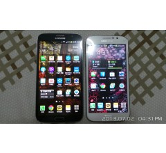 Image for Samsung Phablet Pushes Smartphone Limits