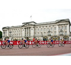 Image for THE LONDON TRIATHLON KEEPS THE OLYMPIC SPIRIT GOING