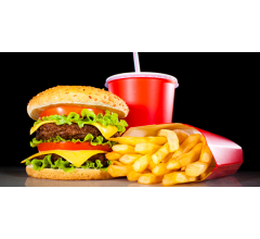 Image for Little Change in Calories Found in Fast Food