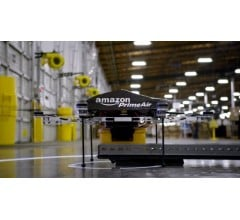 Image for Amazon Gets Approval To Test Delivery Drones (NASDAQ:AMZN)