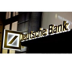 Image for Deutsche Bank Reportedly Near Deal To End Libor Investigation (NYSE:DB)