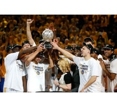 Image for Golden State Defeats Cleveland to Win NBA Finals