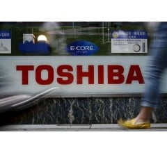 Image for Toshiba Markdown on Profit Nearly Doubles Its Prior Estimate