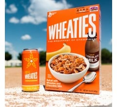 Image for General Mills Partnering With Brewery to Make HefeWheaties