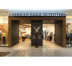 Image for American Eagle Sees Growth in Comparable Store Sales