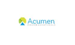 Acumen Pharmaceuticals logo
