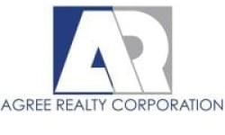 Agree Realty Co. logo