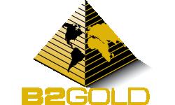 B2Gold logo