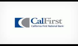 California First Leasing logo