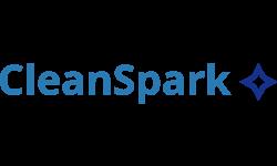 CleanSpark logo
