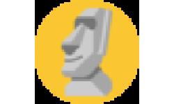 Island Coin logo