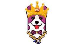 The Corgi of PolkaBridge logo