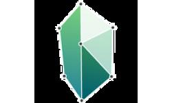 Kyber Network Crystal Legacy logo