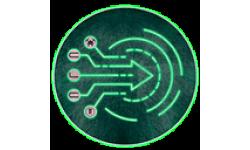 CaluraCoin logo