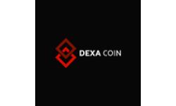 DEXA COIN logo