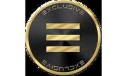 ExclusiveCoin logo