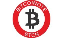 BitcoiNote logo