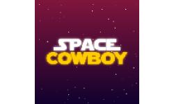 Space Cow Boy logo