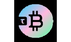 """Ï""""Bitcoin logo"""