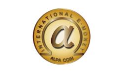 Alpha Coin logo