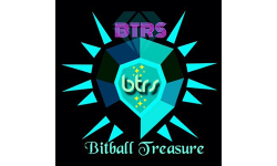 Bitball Treasure logo