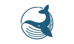 Blue Whale EXchange logo