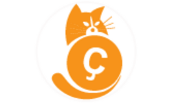 Cat Token logo