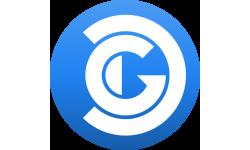 DeGate logo