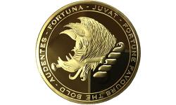 GoldFund logo