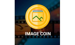 ImageCoin logo