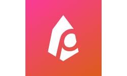 pEOS logo