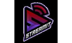 Streamit Coin logo