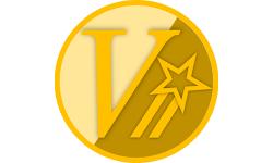 Vipstar Coin logo