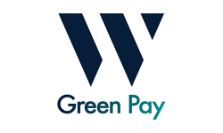W Green Pay logo