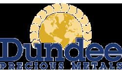 Dundee Precious Metals logo