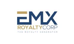 EMX Royalty logo