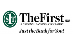 The First Bancshares logo